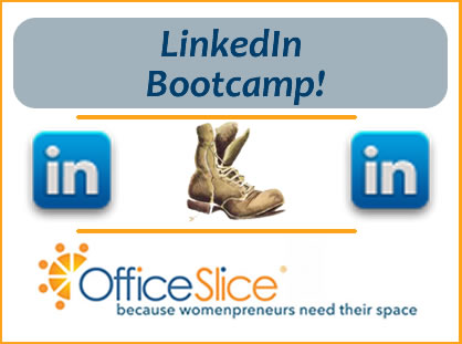 OfficeSlice LinkedIn Bootcamp