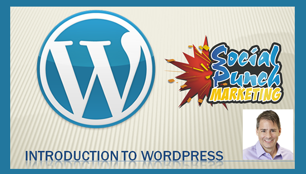 Free Webinars – Introduction to WordPress – Nov 6, Nov 11 and Nov 18