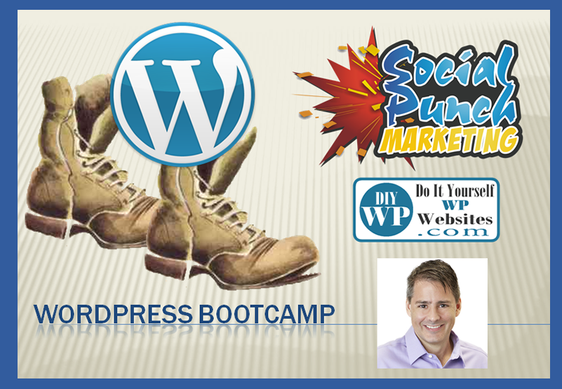 LIVE WORDPRESS Bootcamp in Santa Clarita – 2/20/2015